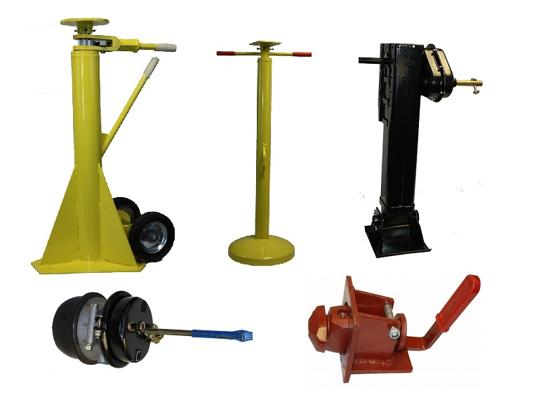 Landing Gear and Trailer Stabilizer Stands