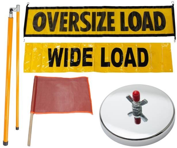 Wide Load Signs & Accessories