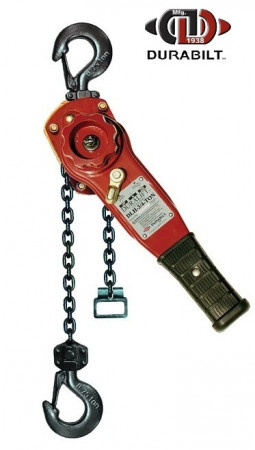 Durabilt Lever Hoists 3 Ton Rated Capacity 10ft Standard Lift