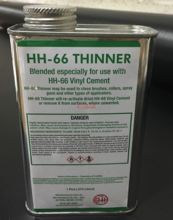 HH66 Thinner - 1 Pint