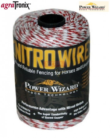 Nitro Fencing Material - Wire, Tape or Braid