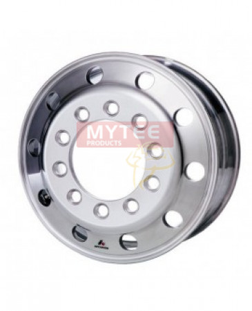 Aluminum Stud Pilot Wheel - Accuride Brand