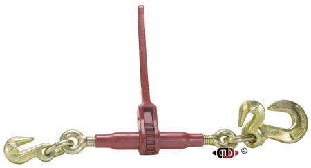 Durabilt Specialty Pro-Bind Ratchet Binders - DR Series, 3/8 Cradle Grab Hook x 2 & 1/2 Sling Hook