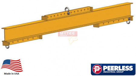 Universal Lifting / Spreader Beam  Ton Capacity,   Ft Maxium Spread