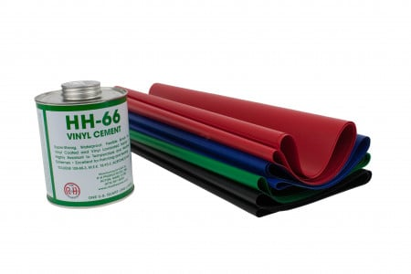 Vinyl Tarp Repair Kit