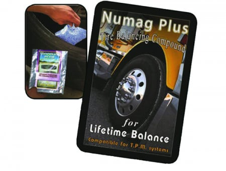 Numag Plus Balance Compound 8.5 Oz Bag NMP250