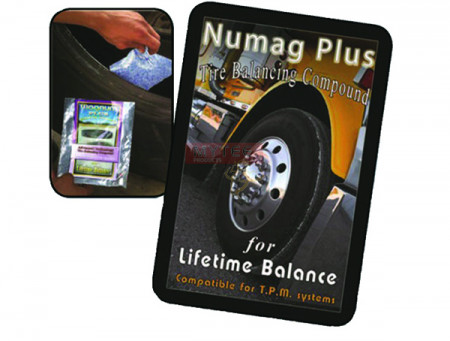 Numag Plus Balance Compound Bag
