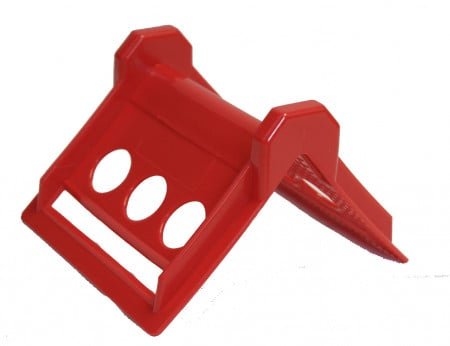 Corner Protectors ( 4 Inch ) - Red