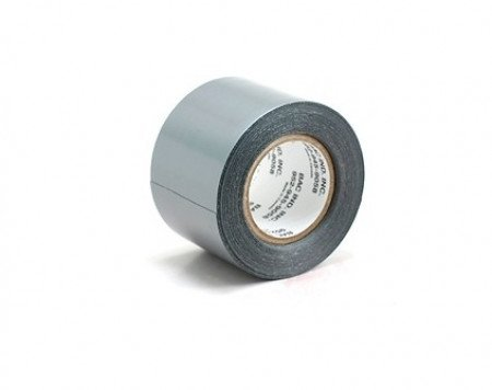 "BAC Industries 2"" x 35' Tarp Tape - Silver"