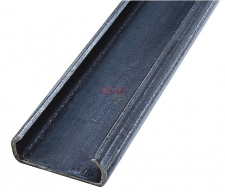 Sliding Winch Track - Steel 6FT