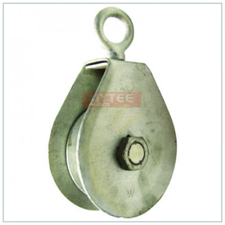 Hay Fork Pulley