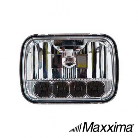 "Maxxima - 4""x6"" Headlamp Low Beam"