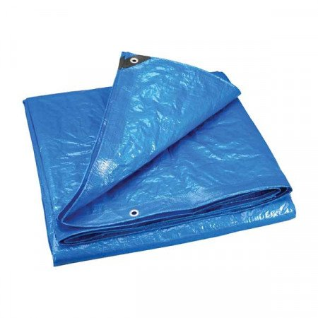 12'X26' Blue Poly Tarp 3.5oz