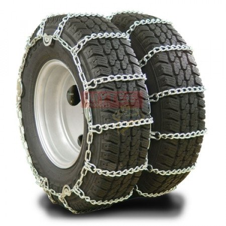 "Pewag Twist Link Tire Chain - Double For 22.5"" tires (Set of 2)"