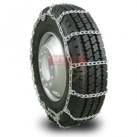 "Pewag Twist Link Tire Chain - Single For 24.5"" tires (Set of 2)"