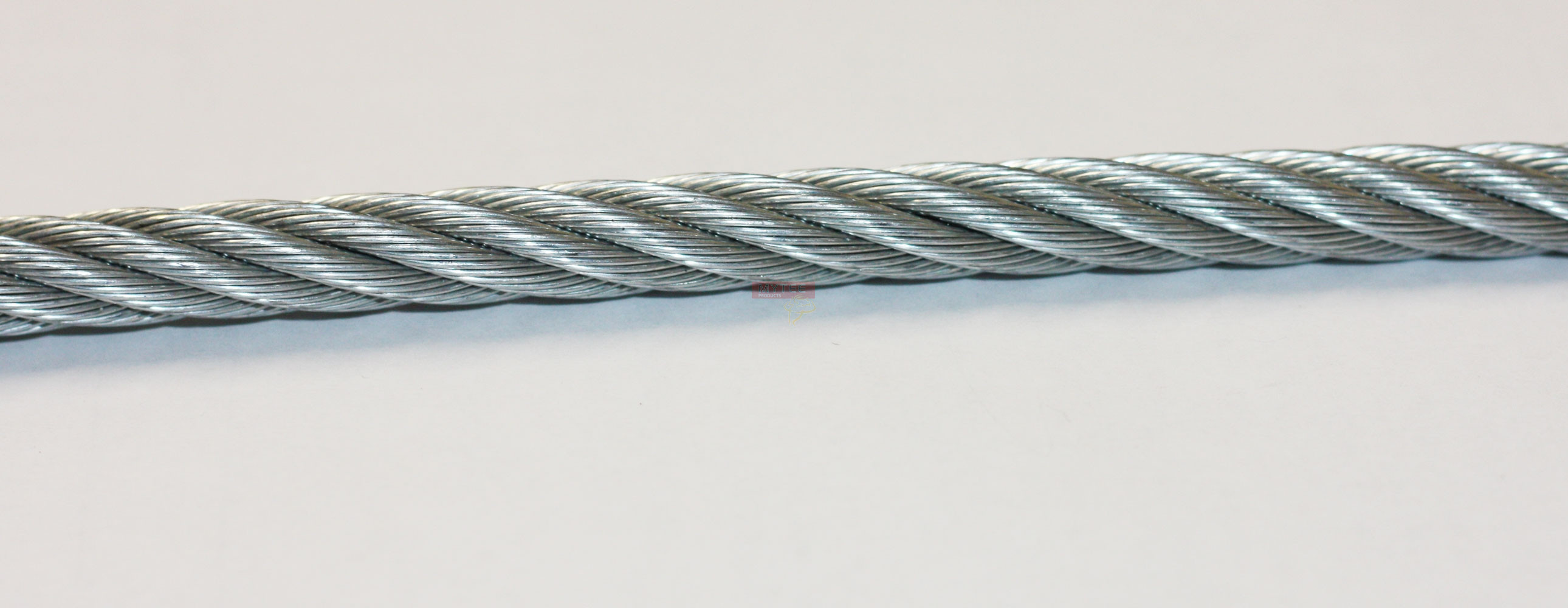 Galvanized Aircraft Cable Wire Rope 1/4\
