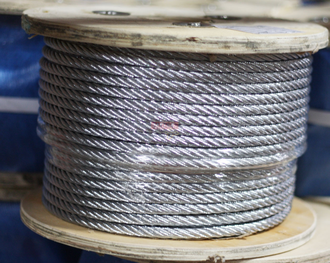 Galvanized Aircraft Cable Wire Rope 3/8\