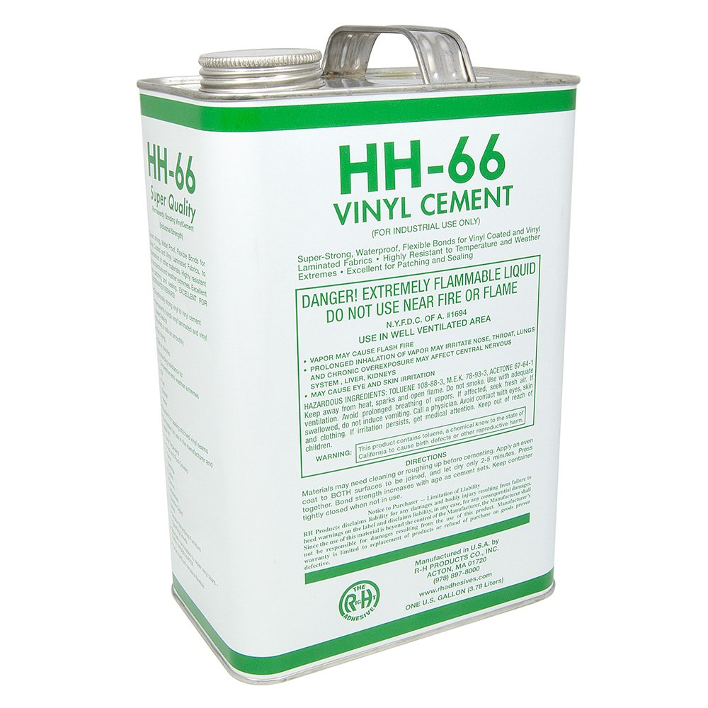 HH66 Vinyl Cement - 1 Gallon Truck Tarp Pool Cover Awning ...